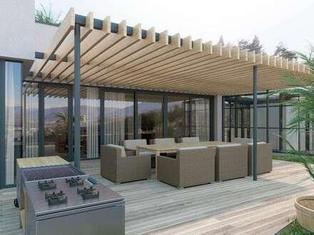 Herrschaftlich residieren mit Blick über Graz+ LUXUSPENTHOUSE +DIREKT VOM BAUTRÄGER + 144,77 m² WNF