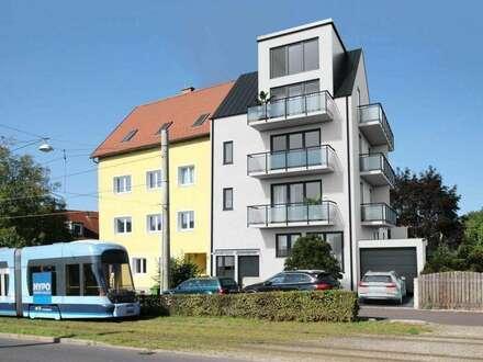 Neues Büro am Stadtrand von Linz