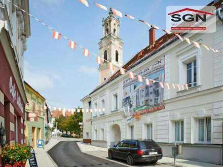 Frei finanzierte 2,5 Zimmer-Dachgeschoss mit Miete/Kaufoption im Herzen von Herzogenburg