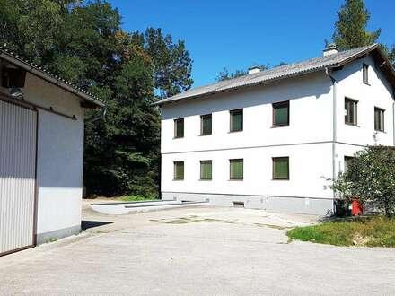 Betriebsareal für Klein- od. Mittelbetrieb