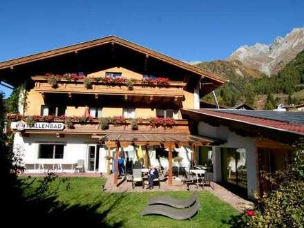 Kleines Hotel im Nationalpark hohe Tauern