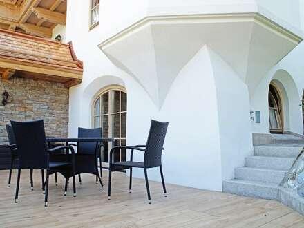 Gemütliche Terrassenwohnung