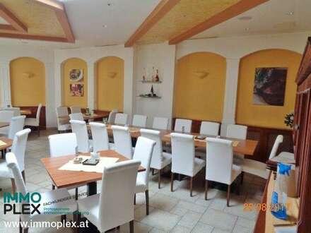 Gastronomiebetrieb-voll ausgestattete ehemalige Pizzeria in Hollabrunn sucht neuen Betreiber