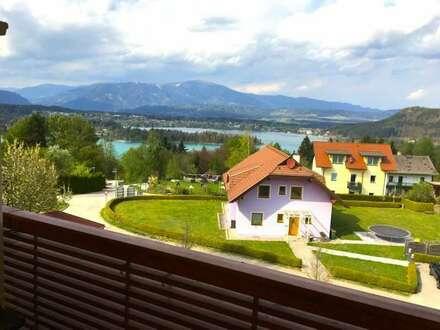 Sehr schöne Wohnung am Faaker See! TOP 17