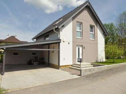 Schönes neuwertiges Wohnhaus mit Nebengebäude in 2821 Lanzenkirchen Nahe Wiener Neustadt