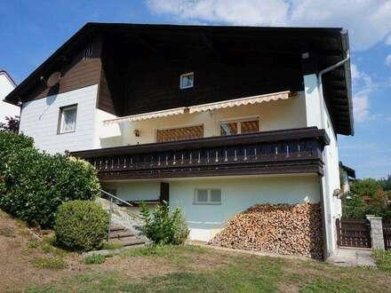 Gepflegtes Wohnhaus in ruhiger Siedlungslage
