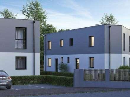 Doppelhäuser! Ruhelage! 97m²-122m² mit Eigengärten und Terrassen!