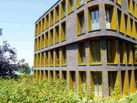 Exklusives Wohnen am See - Hochwertige 4-Zimmerwohnung mit Gartenmitbenutzung