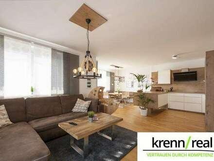 Traumhafte Gartenwohnung in Attersee-Nähe mit erstklassiger Ausstattung, Lift und Tiefgarage