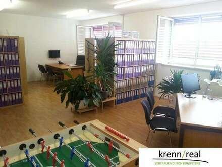 Büroräume von 60m² - 260m² mit Küche, Sozialräume und Stellplätze