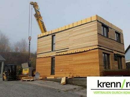 Intelligent geplantes Qualitäts-Holzriegel-Modulhaus schlüsselfertig