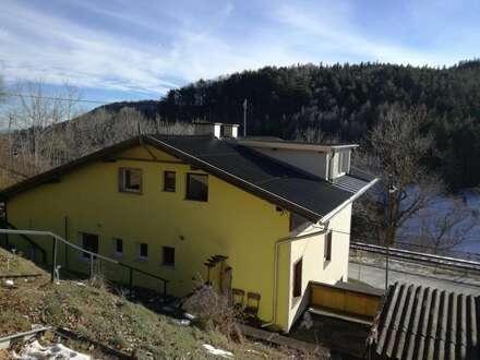Zweifamilienhaus am Waldrand mit Schneebergblick in Grünbach/Schneeberg Bitte keine Makler!