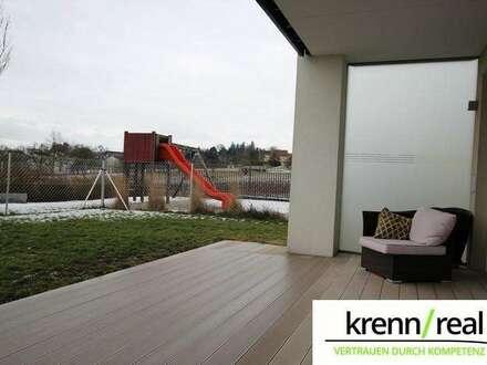 Exklusive Erdgeschosswohnung mit Garten, exquisite Ausstattung und 2 Tiefgaragenplätze