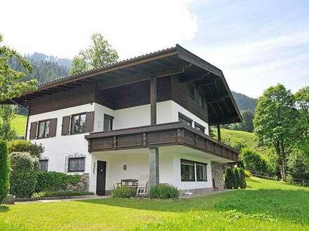 Ferienwohnung in traumhafter Lage in Brixen im Thale von privat zu vermieten