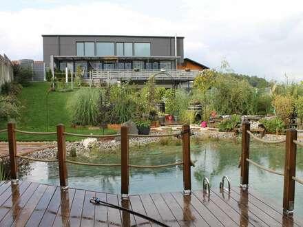 Traumhaus im Südinnviertler Seengebiet - Außergewöhnlich ! Ruhig ! ! Grosses Grundstück !