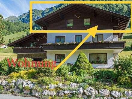 Neuwertige Dachgeschosswohnung in einem gepflegten Zweifamilienhaus in der Urlaubsregion Katschberg [Provisionsfrei]
