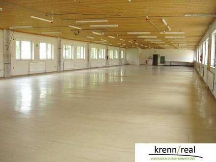 Produktionsflächen, Werkstatt von 170m² - 1.200 m² mit Büro, Lager und Freifläche