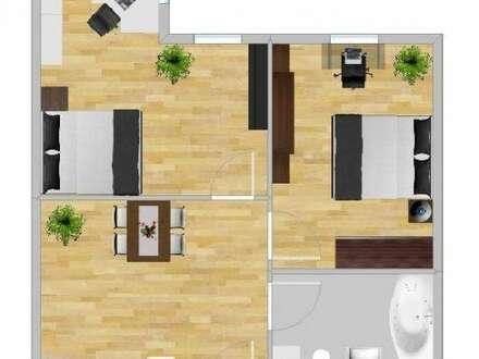 Hall in Tirol - 2-Zimmer-Neubau-Wohnung - TOP 21