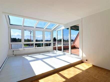 GELEGENHEIT! Helle Dachgeschoßwohnung mit Wintergarten in Lauterach zu verkaufen