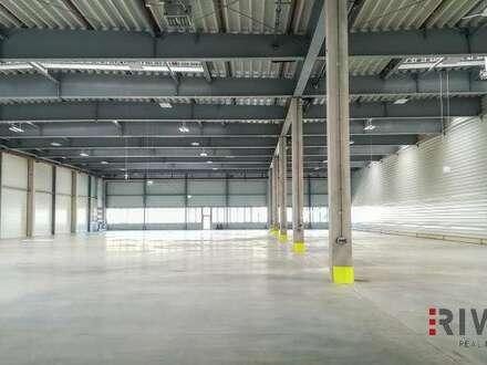 Produktions-/Logistikhalle mit 3.000m²