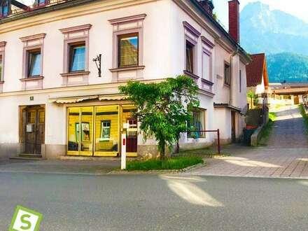 Historisches Wohn und Geschäftshaus - Eisenerz