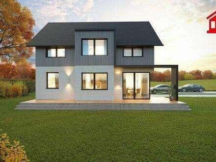 Exklusives Einfamilienhaus in sonniger Aussichtslage in St. Sterfan ob Stainz