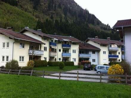 Schöne, geförderte 2-Zimmerwohnung in Bad Hofgastein mit hoher Wohnbeihilfe oder Mietzinsminderung mit Balkon