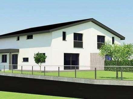 Exclusives Doppelhaus als Eigentumsobjekt in Klagenfurt/Ebenthal