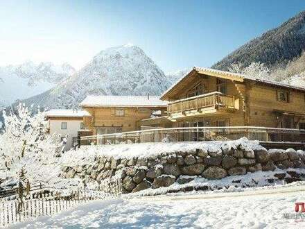 4 gewidmete Ferienwohnungen in Brand Vorarlberg