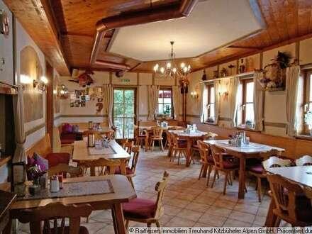Gastronomielokal und Wohneinheiten in Erpfendorf