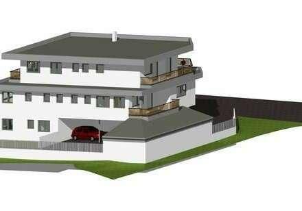 NEUBAU: 3-Zimmer-Erdgeschoßwohnung mit Terrasse und Garten