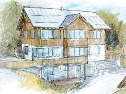 Einfamilienhaus / Neubau in Altaussee
