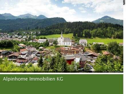 Neubau-Gartenwohnung Top 3 in sonniger Aussichtslage in Fieberbrunn! Nur noch zwei Einheiten frei!
