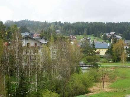 Große Mietwohnung mit Loggia und Balkon in Mariazell / Ortsteil Mitterbach