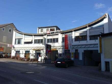 Geschäftsgebäude/Bürohaus mit sehr guter Verkehrsanbindung!