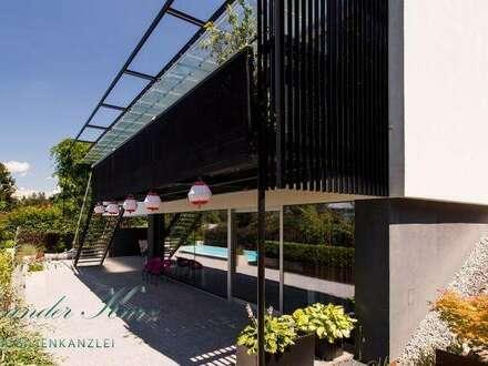 Stylisches Architektenhaus