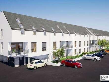 2 Zimmer Maisonette-Wohnung mit traumhafter Dachterrasse in Ebreichsdorf | Fertigstellung Frühjahr/Sommer 2020 | Provisionsfrei