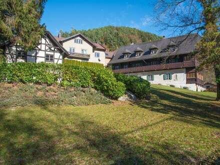 Historische Villa im südlichen Niederösterreich