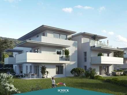 LICHT, LUFT, NATUR! Einzigartiges Luxus-Penthouse in Villach-Vassach