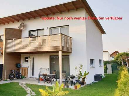 AUFGEPASST: Sonniges, voll unterkellertes Reihenhaus, 90 m2 mit großzügiger Terrasse und großem Gartenanteil, PROVISIONSFREI…