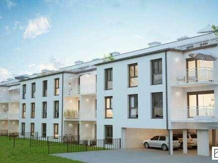 3 Zimmer Garten-Wohnung in Ebreichsdorf | Fertigstellung Frühjahr/Sommer 2020 | Provisionsfrei