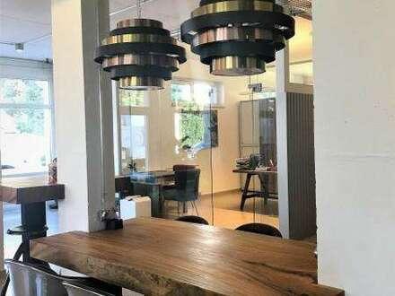 Trendig designtes Büro in Geidorf