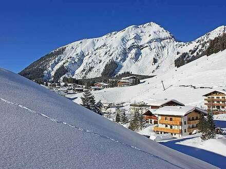 Tiroler Landhaus in Top-Gebirgshöhenlage