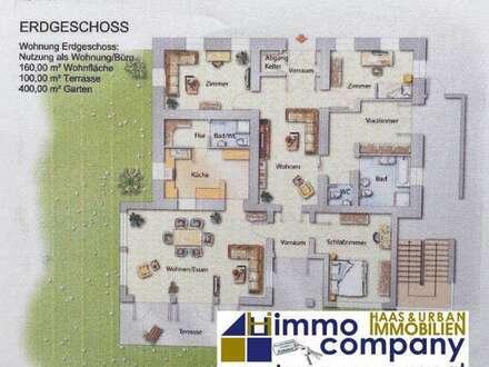 Exklusive 5 Zimmer Garten-Wohnung am Aichwaldersee!!!