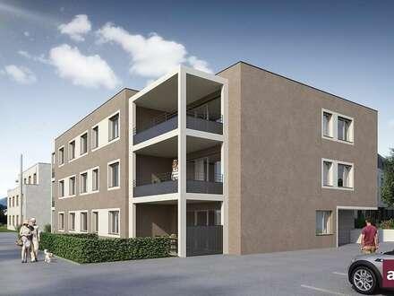 Terrassenwohnung in Mäder - Top 6a