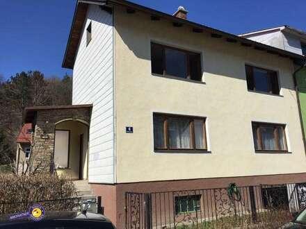 Kaltenleutgeben Einfamilienhaus am Liesingbach