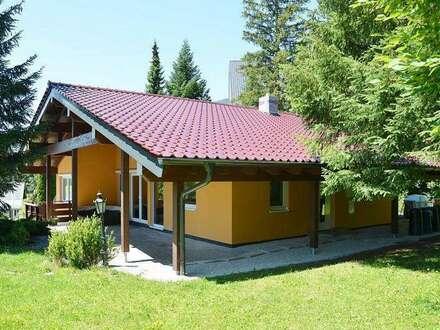 Neuwertiges Wohnhaus auf der Sonnenalm - Zweitwohnsitzfähig