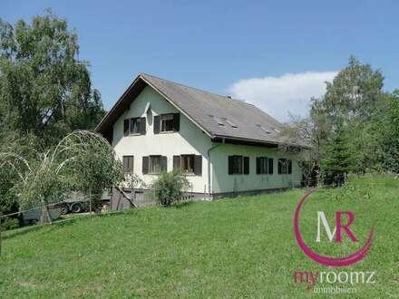 Großzügiges Einfamilienhaus mit Nebengebäude in Gnas/ Umgebung