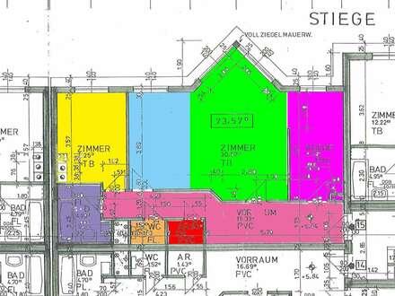 Provisionsfreie 3 Zimmer Wohnung zentrumsnah in Tulln/ 3 room apartement Tulln close to city center