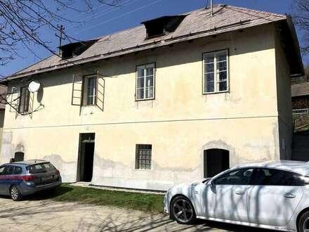 Altes Bauernhaus am Guttaringberg in Ruhelage
